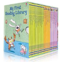 我的第一个图书馆 英文原版 My First Reading Library 50册套装 英国usborne出版社 分级阅读 故事插画书