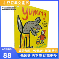 英文原版Yummy: My Favourite Nursery Stories【2~8岁】