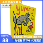 小鼠波波作者Lucy Cousin作品 Yummy: My Favourite Nursery Stories 英文原