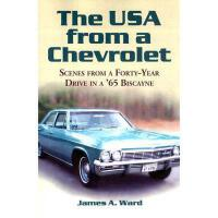 【预订】The USA from a Chevrolet: Scenes from a Forty-Year Driv
