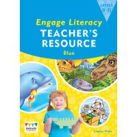 英文原版 Engage Literacy Blue Levels 9-11 Teacher's Resource Bo