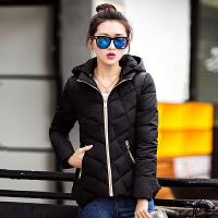 冬季新款棉衣女短款时尚A字版棉袄羽绒韩版
