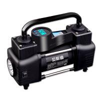 车载充气泵双缸便携式轮胎加气汽车用打气泵电动