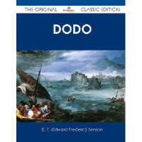 【预订】Dodo Wonders - The Original Classic Edition