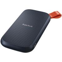 sandisk闪迪移动固态硬盘480GB E30 PSSD硬盘高速3.2读速520MB/s