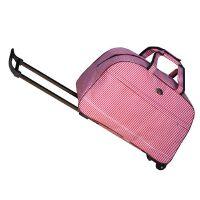 金属拉杆软箱包女行李包防水手提包男女旅行箱登机包旅行袋