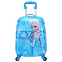 女童拉杆箱男孩儿童行李箱16可爱卡通皮箱小学生18寸宝宝旅行箱子
