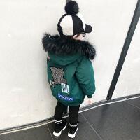 №【2019新款】冬天儿童穿的男童短款加厚外套韩版洋气中大童儿童羽绒棉衣男