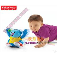 欢乐童年Fisher-Price费雪 顽皮小猴子 宝宝儿童益智玩具 H8128 学爬玩具