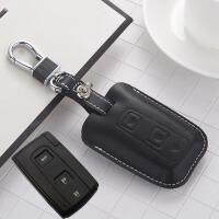 适用于丰田皇冠汽车钥匙包05-09款皇冠2011款皇冠15-18款钥匙套扣 黑色 适用于05-10款