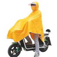 太空雨衣自行车雨衣电动自行车雨衣行走雨衣加厚雨衣 XXXL