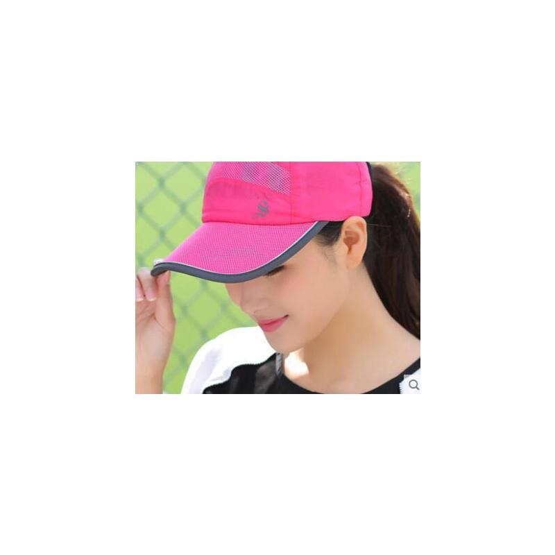 新品防晒速干凉户外休闲遮阳帽韩版时尚打球鸭舌帽 品质保证 售后无忧 支持货到付款