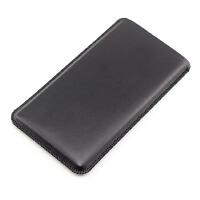 适用卡西欧 函数计算器保护套 超纤皮套 直插内胆包袋 黑色 单层款