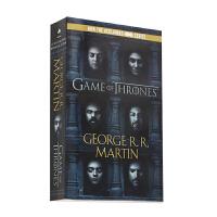 冰与火之歌1 权力的游戏 现货英文原版 A Game of Thrones - A Song of Ice and Fi