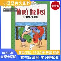 Mine's the Best 我的是好的 汪培�E I Can Read [4-8岁]
