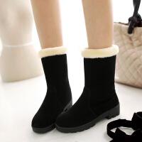 №【2019新款】冬天小朋友穿的女童靴儿童雪地鞋宝宝棉靴中大童韩版短靴子儿童鞋
