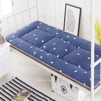 加厚学生宿舍床垫床褥子单人0.9m床寝室上下铺1.0米垫被90cm1.2m