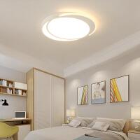 led卧室灯简约现代温馨浪漫创意个性艺术吸顶灯卧室书房餐厅灯具
