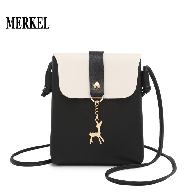 新款时尚撞色竖款小包女包韩版休闲包包单肩斜跨小包包