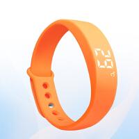 智能提醒3D计步手表新款运动硅胶智能手环