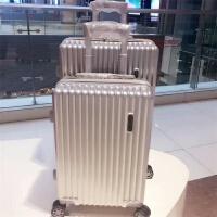 旅行箱万向轮男女拉链拉杆硬箱学生行李箱20寸24寸