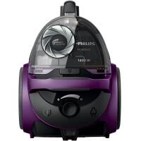 飞利浦(PHILIPS)吸尘器 猎豹系列家用无尘袋(金属紫 FC5835/81)