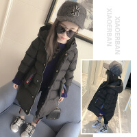 韩版女棉衣外套冬韩版连帽加厚单排扣拉链棉袄A-T36
