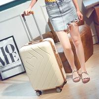箱子行李箱万向轮拉杆箱男24寸大学生韩版皮箱子旅行箱密码箱20寸