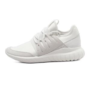 Adidas阿迪达斯 2017新款男女子三叶草TUBULAR小椰子跑步休闲鞋 AQ6722