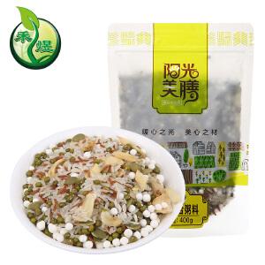 阳光美膳 绿豆百合粥料 400g/袋