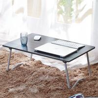 笔记本电脑桌床上学生宿舍简易学习书桌用折叠桌懒人桌小桌子