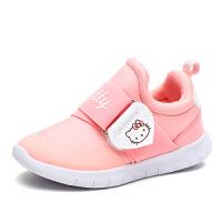HELLO KITTY童鞋女孩新品舒适休闲鞋