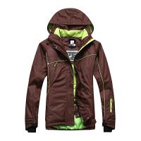 好货女款 防风防水保暖 滑雪服 冲锋衣 棉衣 /1.1 咖啡色
