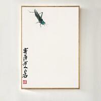 中式装饰画客厅卧室餐厅现代简约装饰画现货画墙壁挂画