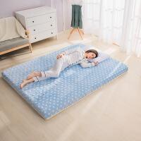 ???记忆棉床垫1.5m床1.8m学生宿舍慢回弹海绵床褥子单人保暖床垫
