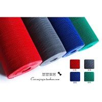 可裁剪定制镂空透水地毯PVC卫生间防滑垫塑料厨房浴室网眼地垫