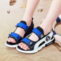 男童凉鞋夏季童鞋儿童学生沙滩鞋中大童男孩凉鞋