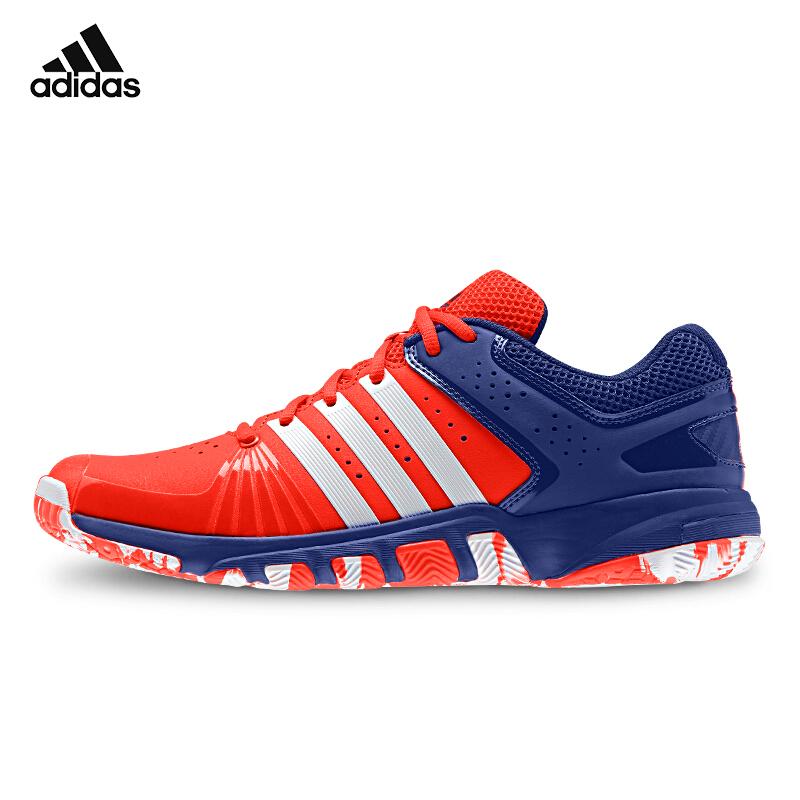 阿迪达斯Adidas 羽毛球鞋 男款休闲训练跑步运动鞋包邮