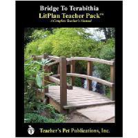 【预订】Litplan Teacher Pack: Bridge to Terabithia