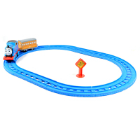 [当当自营]托马斯和朋友 电动火车系列 基础轨道套装 儿童塑胶轨道玩具 BGL96
