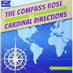 【预订】The Compass Rose and Cardinal Directions