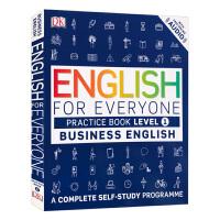 人人学英语:商务英语1 英文原版 English for Everyone Business English Leve