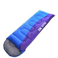 四季户外睡袋成人秋冬季棉睡袋情侣露营双人睡袋