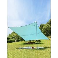 雨棚遮阳棚折叠伸缩户外帐篷凉棚野营天幕