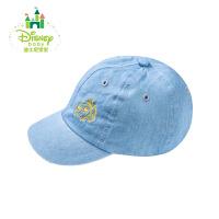 【139元4件】迪士尼Disney童装宝宝春装牛仔帽子秋冬婴儿鸭舌帽男女童棒球帽 161P737