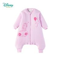 迪士尼Disney童装 男童长袖夹棉分腿睡袋海底总动员系列冬季新款睡袋194P835