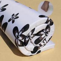 高密度高回弹加硬海绵床垫 单双人垫子学生垫 榻榻米垫 定做