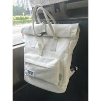 双肩包男女学生书包旅行防水电脑背包休闲妈咪包