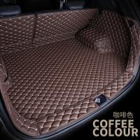 丰田新汉兰达后备箱垫RAV4荣放凯美瑞普拉多CHR全包围汽车尾箱垫
