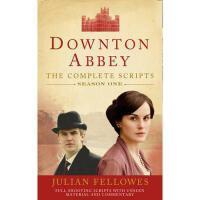 【现货】英文原版 唐顿庄园剧本Season1 Downton Abbey. Series One Scripts 英国